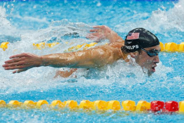 London 2012: Busiest, Must-See Days in Olympic Swimming Schedule