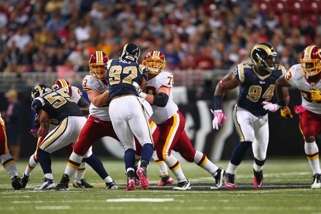 Washington Redskins: 5 Players Who Cannot Get Hurt in 2012