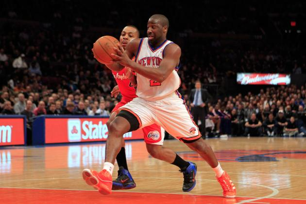 5 Ways Raymond Felton Can Make Real New York Knicks Fans Forget Linsanity
