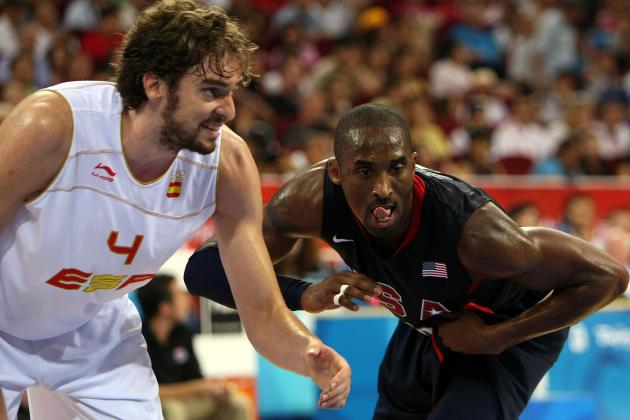 Power Ranking All 37 NBA Players Playing in 2012 London Olympics