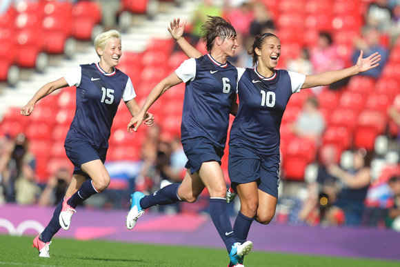 USWNT: 5 Reasons Why Their Road to Olympic Gold Should Be Easy