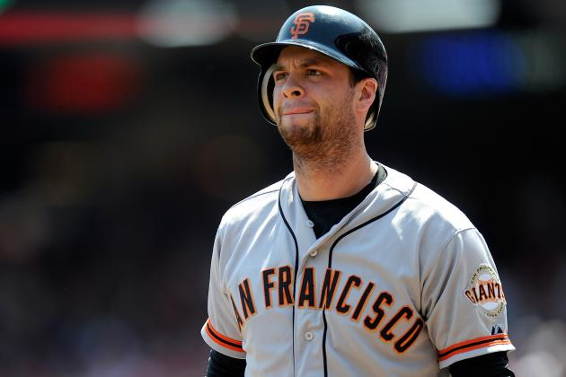 Giants' Brandon Belt Leads 5 National League Players Who Need a Good Week