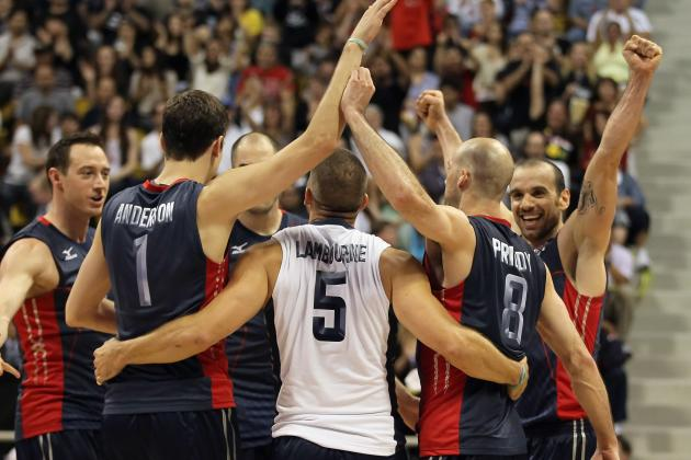 US Olympic Men's Indoor Volleyball Team: Updated News, Roster & Analysis