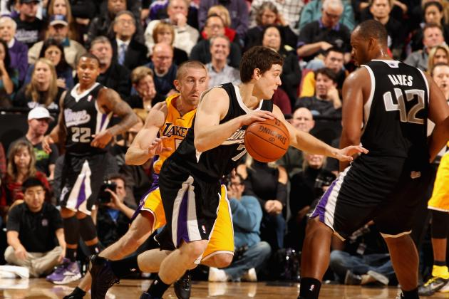 NBA Trade Rumors: Potential Jimmer Fredette Suitors