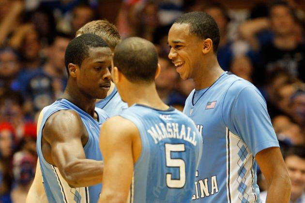 UNC Basketball: How Former Tar Heels Performed in 2012 NBA Summer League