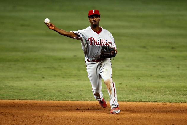 Phillies Trade Rumors: Latest on Jimmy Rollins, Cole Hamels and the 'Phils