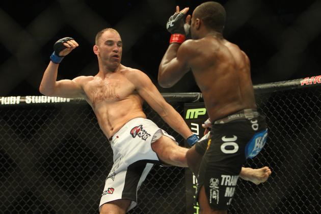 UFC 149 Results: 5 Fights for Brian Ebersole to Take at Lightweight