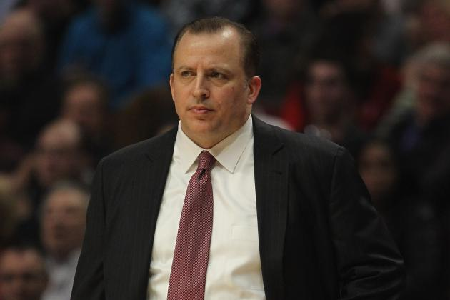 Ranking Tom Thibodeau's 6 Biggest Challenges for Chicago Bulls Next Season