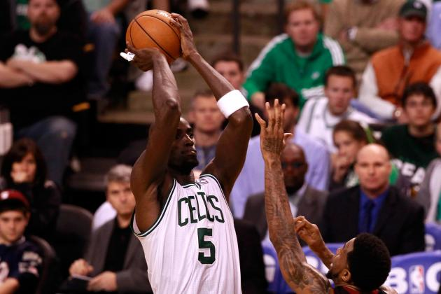 Boston Celtics: Weighing Pros and Cons of Having Kevin Garnett Play Center
