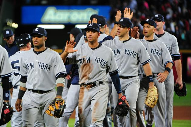 Why the NY Yankees Will Remain in First and Never Look Back