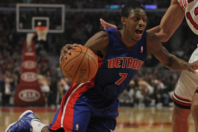 Ranking Detroit Pistons 2012 Summer League Performances