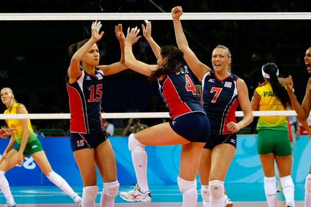 US Olympic Women's Indoor Volleyball Team: Updated News, Roster & Analysis