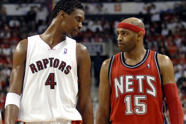 Toronto Raptors: Top 10 Players of All-Time...For Now