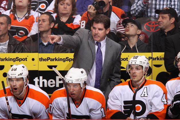 Philadelphia Flyers: Peter Laviolette's 4 Biggest Remaining Offseason Priorities