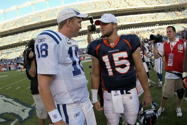 4 Things Tim Tebow Brought to the Table That Peyton Manning Doesn't
