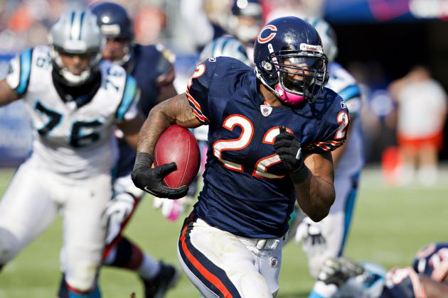 Chicago Bears: Stat Predictions for Matt Forte over the Life on His Contract