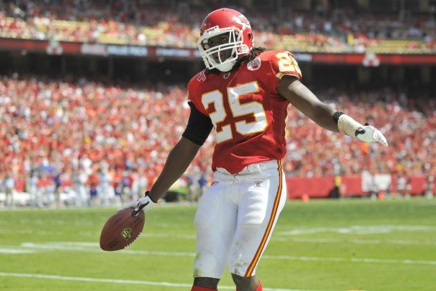 Kansas City Chiefs' Fantasy Sleepers