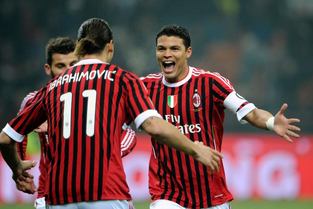 5 Players AC Milan Should Target to Replace Zlatan Ibrahimovic