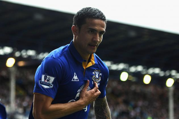 Tim Cahill: 6 Reasons Why He Is Off to New York Red Bulls