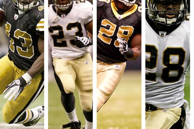 New Orleans Saints Running Backs: Who Will Be the Starter?