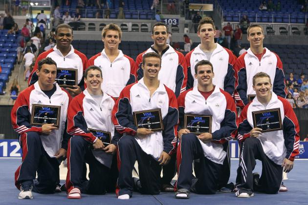 US Men's Olympic Gymnastics Team 2012: Dissecting Strengths and Weakness of USA