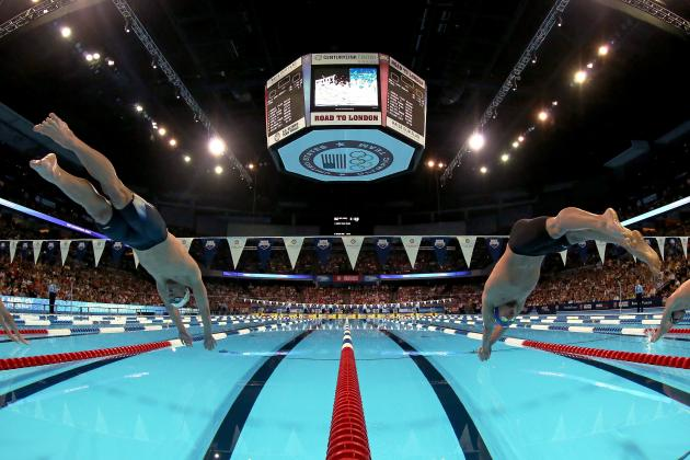 Olympic Swimming 2012: Top Contenders, Event by Event World Records & More