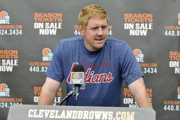 Cleveland Browns: How Brandon Weeden Can Win the Starting Job at Training Camp
