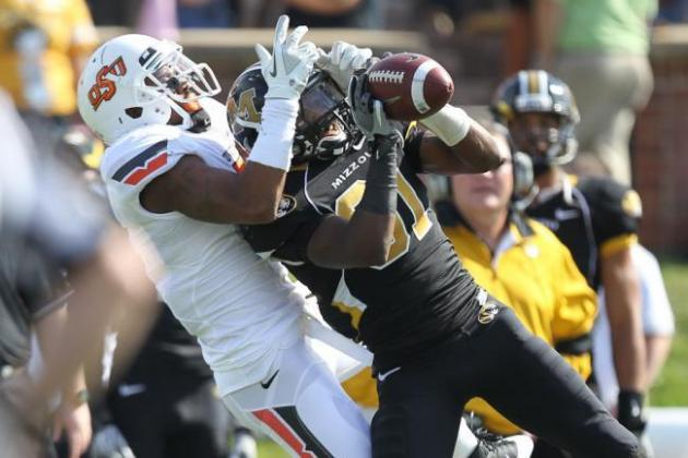Missouri Football: What You Need to Know About Tigers' DB E.J. Gaines