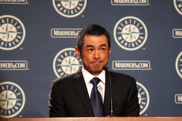 Ichiro and the 7 Current Major Leaguers Most Associated with One City
