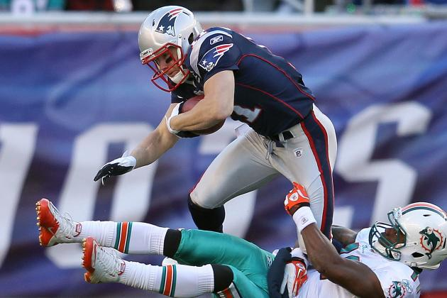 5 New England Patriots Backups Who Would Start for Other Teams