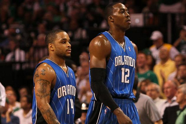 Dwight Howard: Why Orlando Magic Must Look Forward to Life Without D12