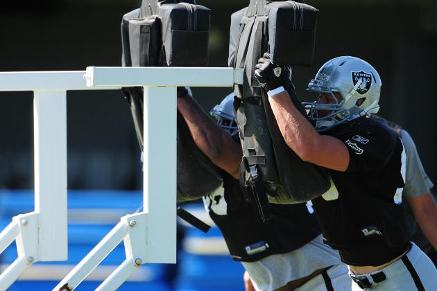 6 Areas the Raiders Must Improve in Training Camp