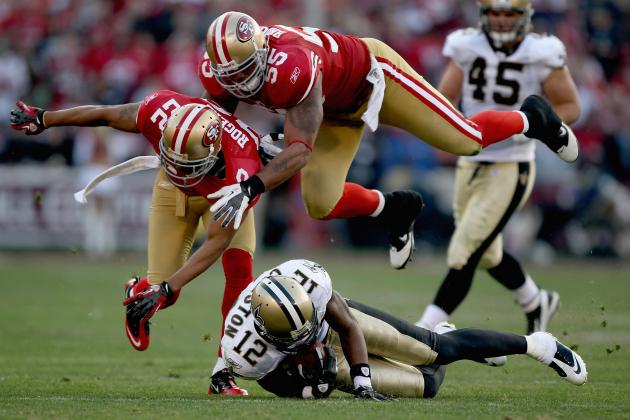 San Francisco 49ers: What Was the Best Hit of the 2011 Season?