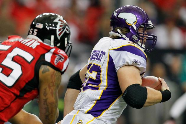 Minnesota Vikings' 4 Backups Who Would Start for Other Teams
