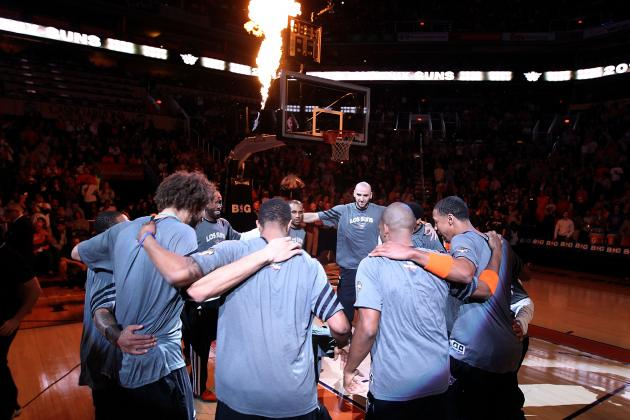 Phoenix Suns: 5 Reasons Next Year's Suns Will Shock the Western Conference