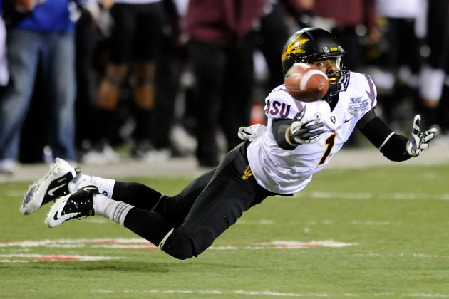 Arizona State Football 2012: Best and Worst of the Sun Devils' Offseason