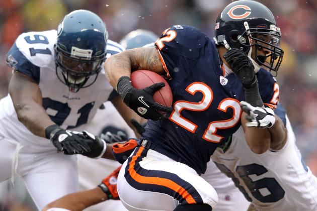 Where Matt Forte Ranks Among Best Chicago Bears of Past 15 Years