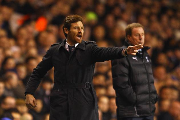 Tottenham Hotspur: Lessons Villas-Boas Can Learn from His Predecessors
