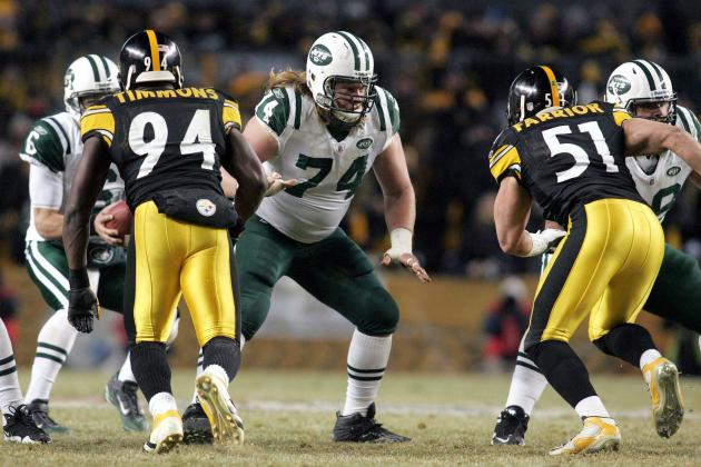 7 New York Jets Who Cannot Get Hurt in 2012