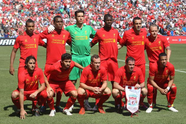 Liverpool vs. Roma: Predicting the Reds' Starting XI for Preseason Friendly