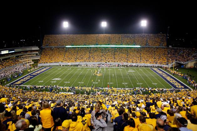 West Virginia Football: Vegas-Style Odds for Each Mountaineers 2012 Game