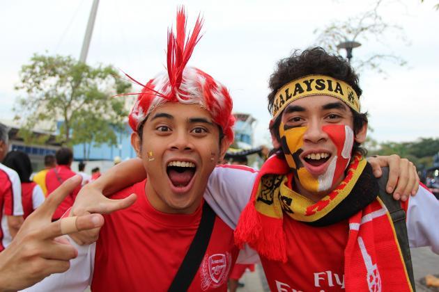 Arsenal vs. Malaysia XI: 6 Things We Learned from Preseason Friendly