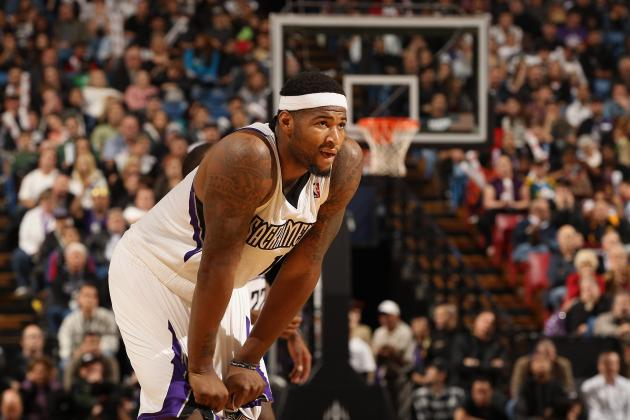 DeMarcus Cousins and 10 NBA Youngsters Who Will Explode in 2013