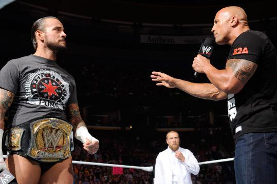 WWE Royal Rumble: Early Head-to-Toe Breakdown of CM Punk vs. the Rock