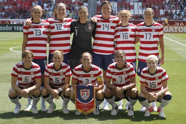USA Women's Soccer Team: Biggest Threat to USWST for Winning Gold