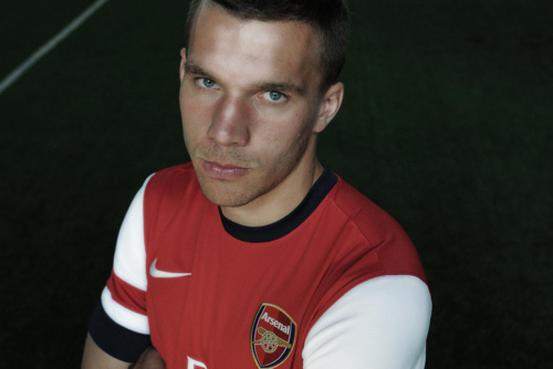Arsenal FC: Predictions for Giroud and Podolski's First Season with Arsenal