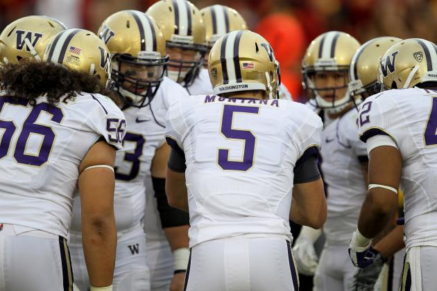 Washington Football: Breaking Down the Vegas Odds on Every Game