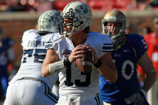 BYU Football: 5 Big Keys for Cougs to Meet High Expectations for 2012