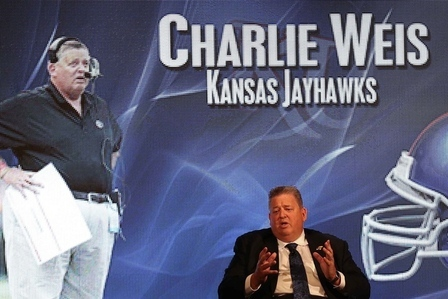 2012 Kansas Football Season Preview: Coaching Staff