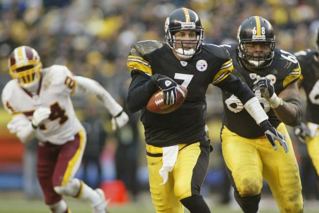 Greatest Rookie Seasons in Pittsburgh Steelers' History